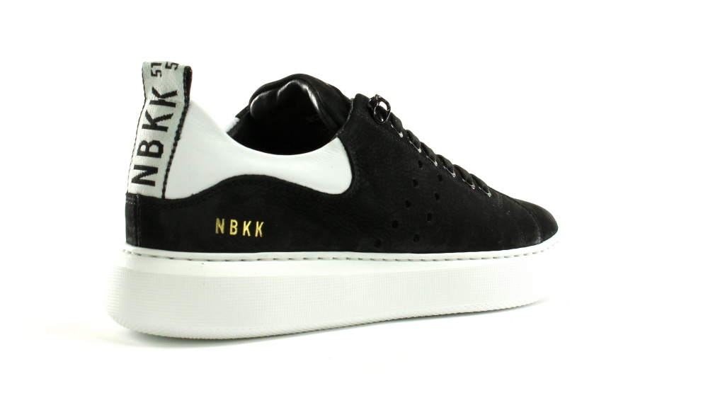 nubikk Rox nubuck Sneakers & gympen Dames Nijhof Schoenen