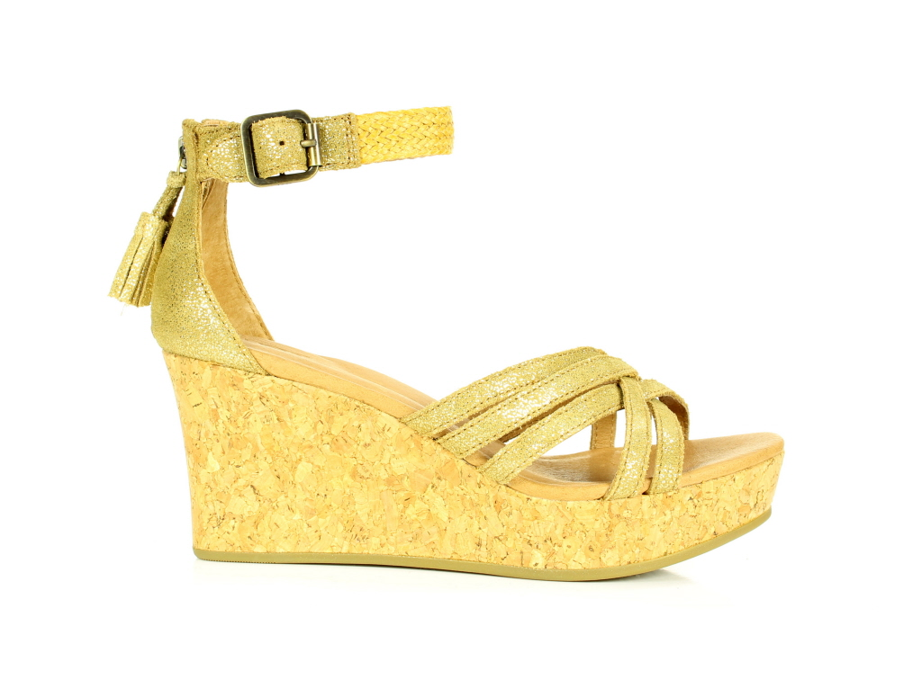 45c0eac6e2b ugg Lillie metallic - Sandalen & slippers - Dames - Nijhof Schoenen
