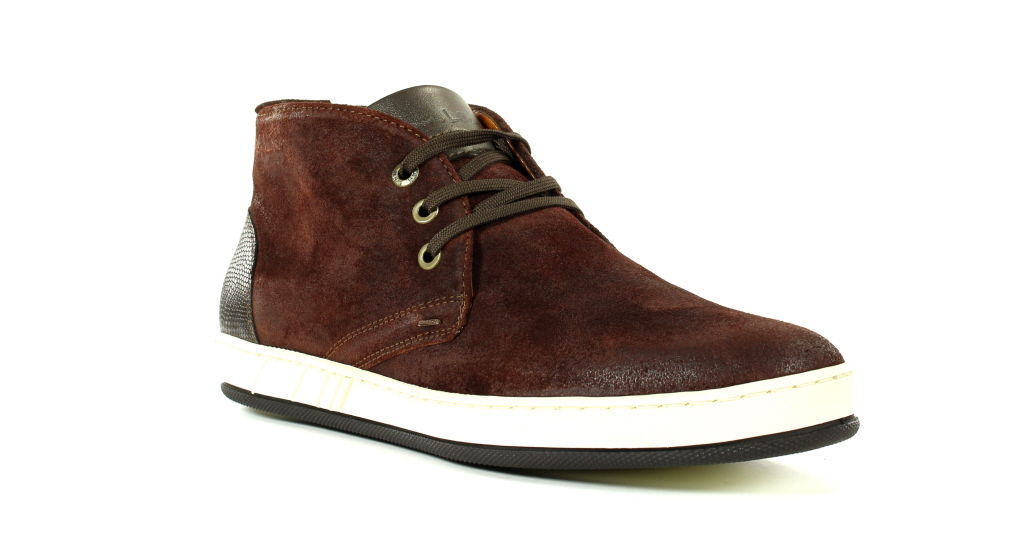 van lier 7283 Sportieve schoenen Heren Nijhof Schoenen